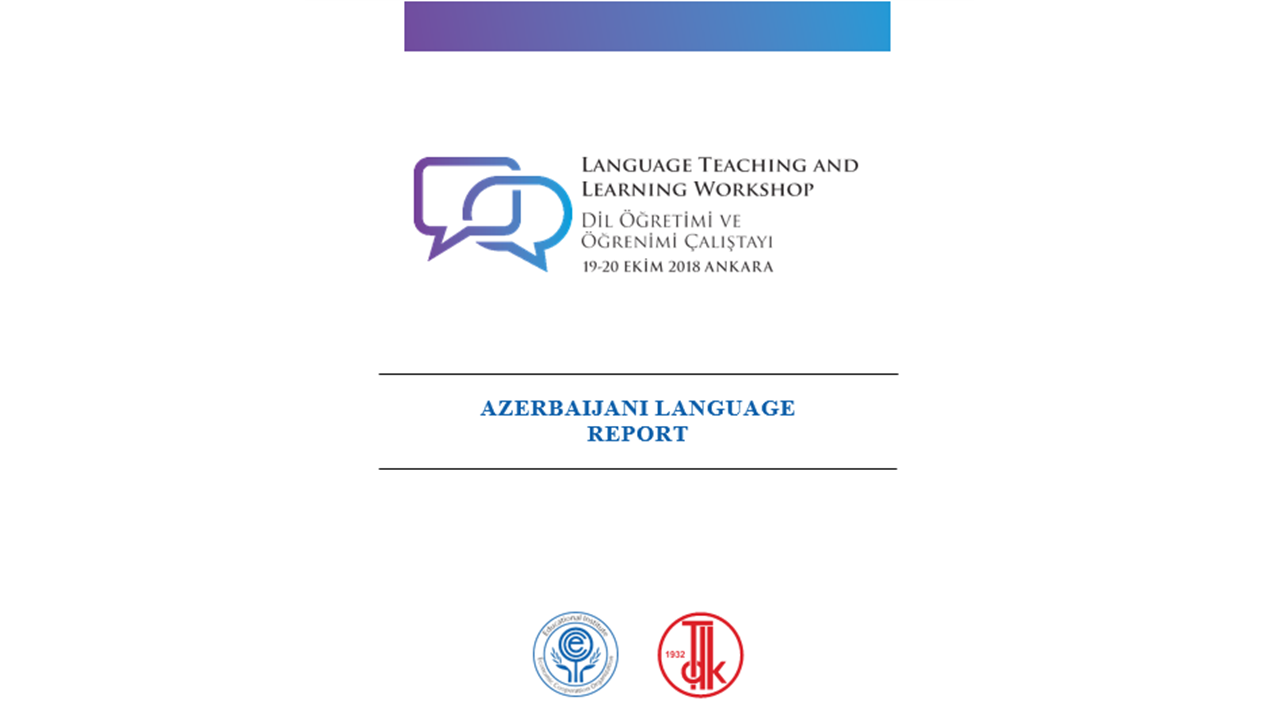 Azerbaijani Language Report